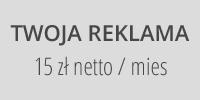 Reklama firmy Wrocław Klecina