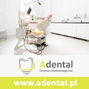 Adental.pl  - Centrum stomatologiczne we Wrocławiu, implanty zębów, protetyka, stomatologia