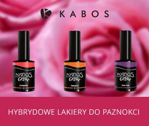 Lakiery hybrydowe w Kabos Cosmetics