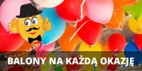 Balony na eventy, balony dla firm balony z helem
