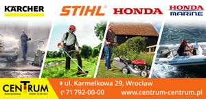 Centrum Autoryzowany Dealer i Serwis Kärcher, Stihl, Honda Wrocław